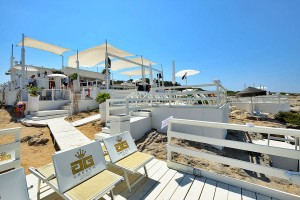sdraio g beach gallipoli