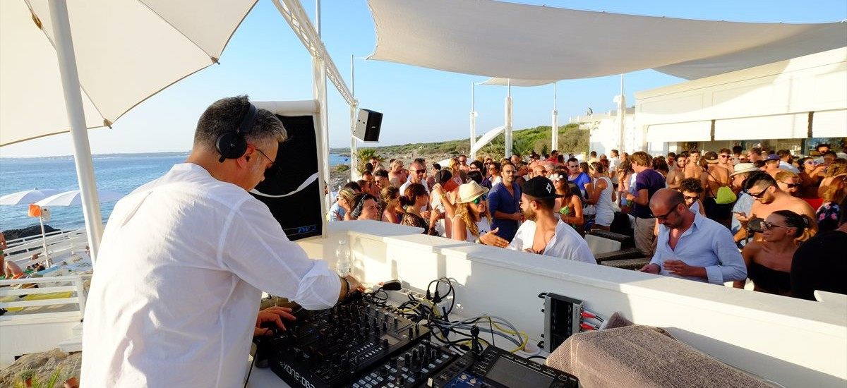 Dj Set Internazionali a Gallipoli